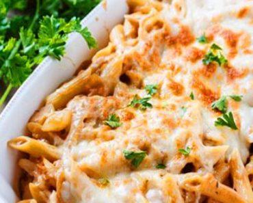 French Onion Pasta