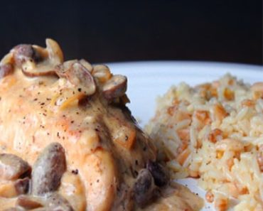 cook's illustrated's chicken fricassee