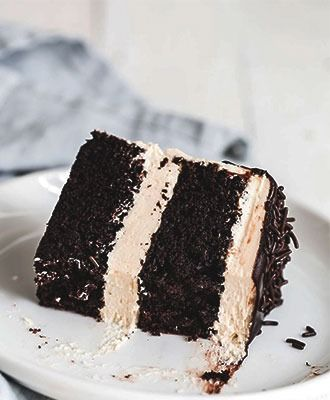 Chocolate Guinness Cake with Buttercream Frosting
