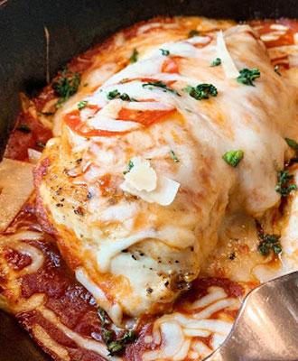 Pepperoni Pizza Chicken