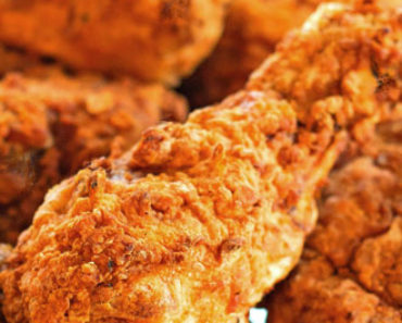 Southern Fried Chicken Batter