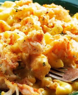 Lobsta Mac and Cheese
